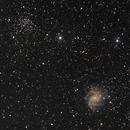 NGC6946 - NGC6939,                                Almos Balasi