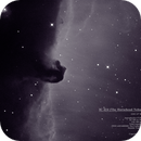 IC 424 (The Horsehead Nebula) in Orion,                                MJF_Memorial_Observatory