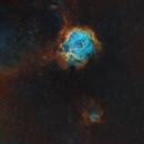NGC 2244 Rosette Nebula & SH2-280,                                Roland Schliessus