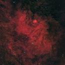 Sh2-54 / NGC 6604 / Serpens OB2 association / Gum 85,                                herwig_p