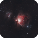 M42 The Breathtaking Orion Nebular and the Running Man NGC1977,                                Daniel Pázmán