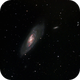 M106 and NGC 4248,                                Rodd Dryfoos