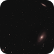 M81 and friends,                                C.Shine
