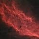 California Nebula in HaRGB - Starless version,                                Orestis Pavlou