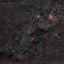 Carinae & Crux / Third attempt,                                Ruy G. Coelho