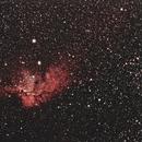 NGC7380,                                Jammie Thouin