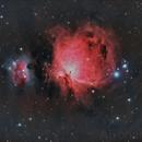 M42 & NGC1975 ,                                Antonio Bonanno