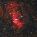 NGC 7635 The Bubble nebula,                                Paul Schuberth