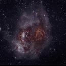 LBN 863 Lowers Nebula,                                Jim