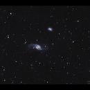 NGC 3718 & NGC 3729 crop,                                Göran Nilsson