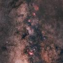 Wide field on Milky Way,                                Mikael De Ketelaere