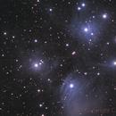 M45 Pleiades,                                ROCH LEVESQUE