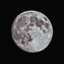 Moon at 96%,                                Roland Schliessus