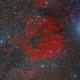 Simeis 147 The Spaghetti Nebula,                                Alberto Pisabarro