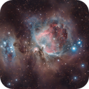 Orion Nebula, M42,                                Rodrigo Gutiérrez