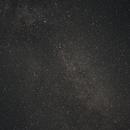 Milky Way in Cygnus,                                Artem Myrgorod