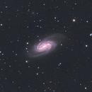 NGC 2903, Leo barred spiral galaxy,                                Jorge Garcia