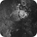 NGC 896 - The Fishhead Nebula [Ha],                                jdifool