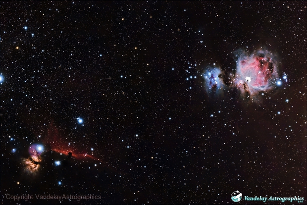 M42 Orion Widefield,                                George Costanza