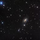 NGC 2685 - The Helix Galaxy,                                Colin McGill