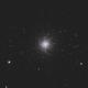 M13 - Great Globular Cluster in Hercules,                                Sabin Roman