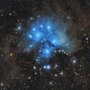M45 Pleiades,                                Andrea Pistocchin...