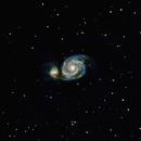 M51 (Whirlpool Galaxy),                                Steve Bell