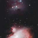 The Running Man Nebula,                                Jairo Amaral