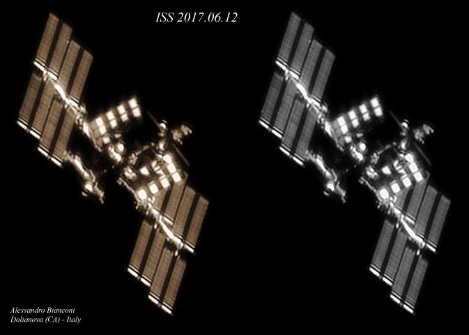 ISS transit 2017.06.12,                                Alessandro Bianconi