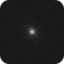 M5 - Globular Cluster in the Serpent's head,                                Benny Colyn