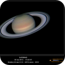 Saturn in LRGB,                                Conrado Serodio