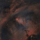 NGC2264 Cone nebula,                                  Ola Skarpen