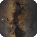 Milky Way mosaic (from Sagittarius to Cygnus),                                Andrea Pistocchin...