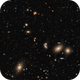 Markarian chain in Virgo,                                Marco Favro