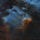 "IC 5070 aka ""The Pelican Nebula"",                                Chris Baron"