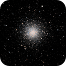M10 Globular Cluster,                                Greg Nelson