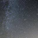 Milky Way Star Trails,                    sf8836