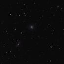 NGC 5846 e altra galassie in Virgo - 29 maggio 2014,                                Giuseppe Nicosia