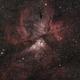 The Carina Nebula,                                Joel Balzan
