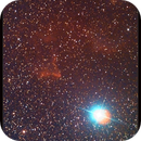 IC 59 and 63-The Ghost Nebulae in LRGB,                                Lawrence E. Hazel