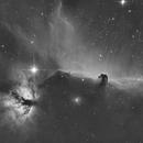 IC 434, Ha with DSLR,                                Jan Schubert