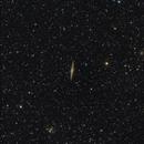 NGC891,                                Ou Mingzhi