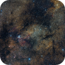 NGC 6188: Here there be dragons,                                Brian Boyle