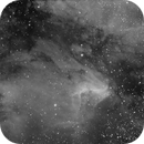 Pelikan nebula in_ Ha,                    Manfred Hraba