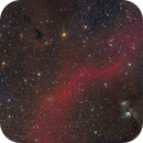 Barnard's Loop, M78 and LDN1622,                                Jenafan