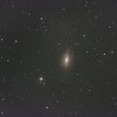 NGC 3521,                                Anton