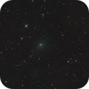 Comet PANSTARRS (C/2014 S2) - with processing notes,                                Tony Cook