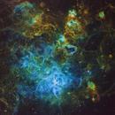 NGC 2070 - The Tarantula in its Cosmic Web,                                mr1337