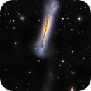 NGC3628 (new processed),                                Georges