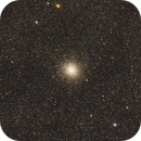 M22 Globular Cluster - A Sea of Stars,                                Guillermo Spiers